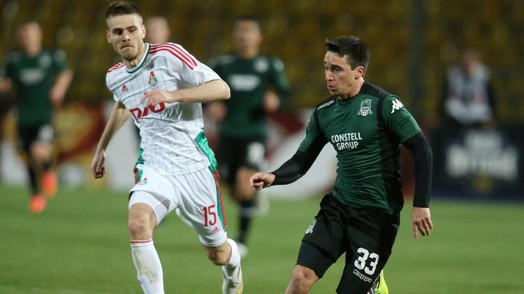 كراسنودار يواصل مطاردته زينيت في الدوري الروسي