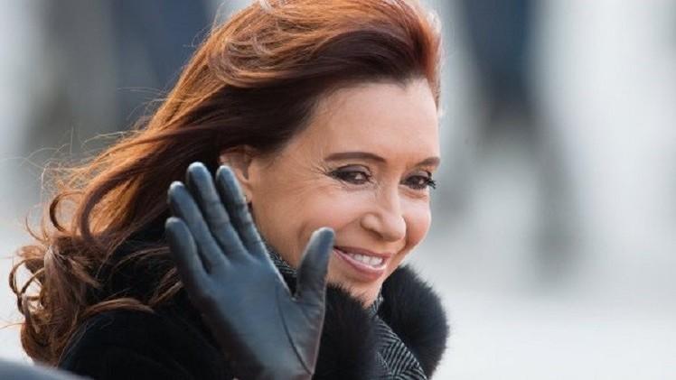 حينما تغرد رئيسة الأرجنتين بالروسية!