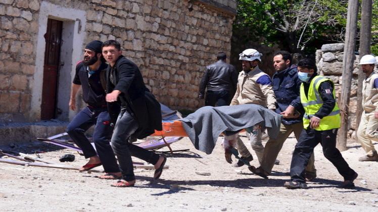 سوريا.. تضارب الأنباء حول مجزرة في جسر الشغور