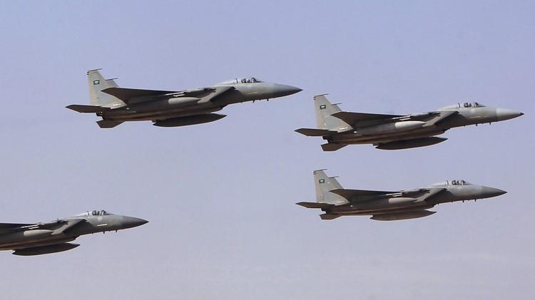 مقتل طيار ومتدرب سعوديين أثناء طلعة تدريبية