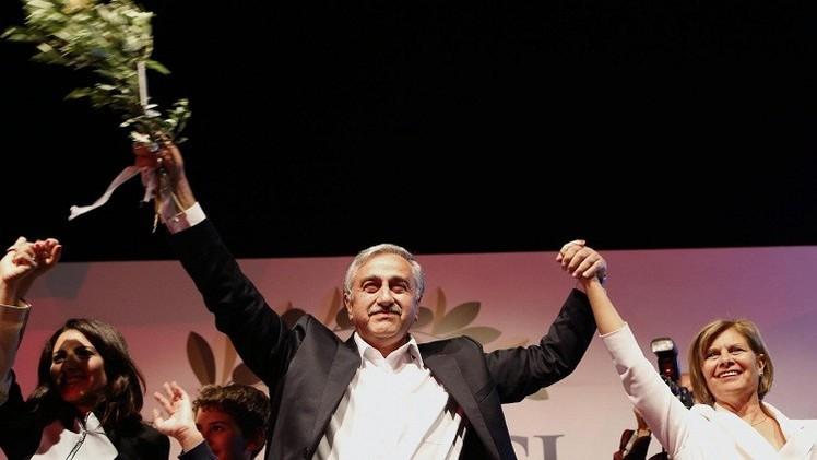 اليساري مصطفى أكينجي رئيسا لجمهورية شمال قبرص