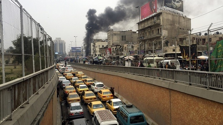 مقتل 19 شخصا بتفجيرات تهز العاصمة العراقية