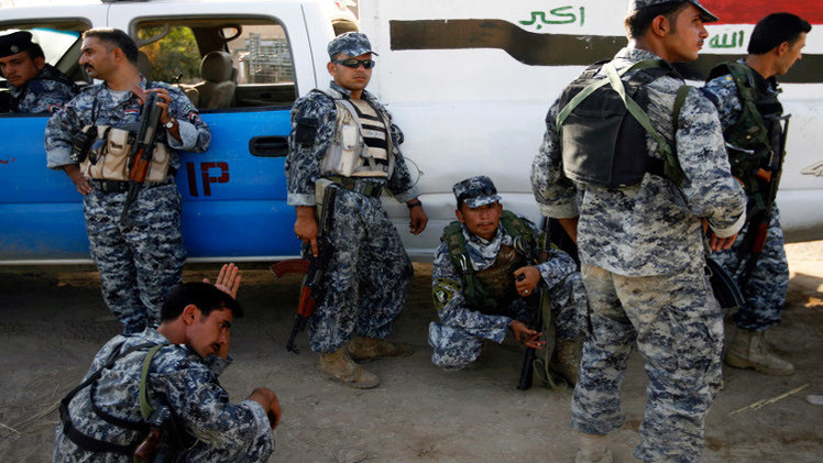 مقتل 30 شرطيا عراقيا وإصابة 100 آخرين في الأنبار
