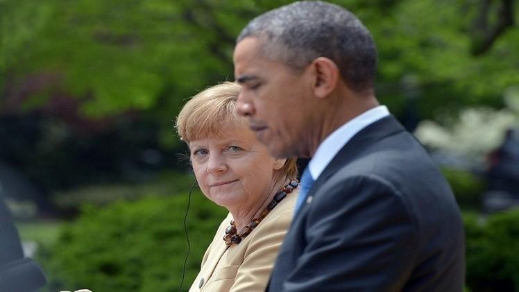 صحيفة: برلين تغاضت عن التجسس الأمريكي على مصالح وشركات أوروبية
