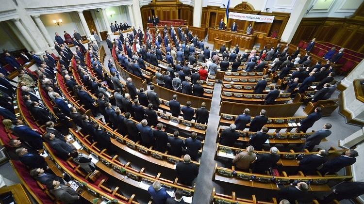 البرلمان الأوكراني يضع بوتين على قائمة العقوبات ويواصل خلط الأوراق