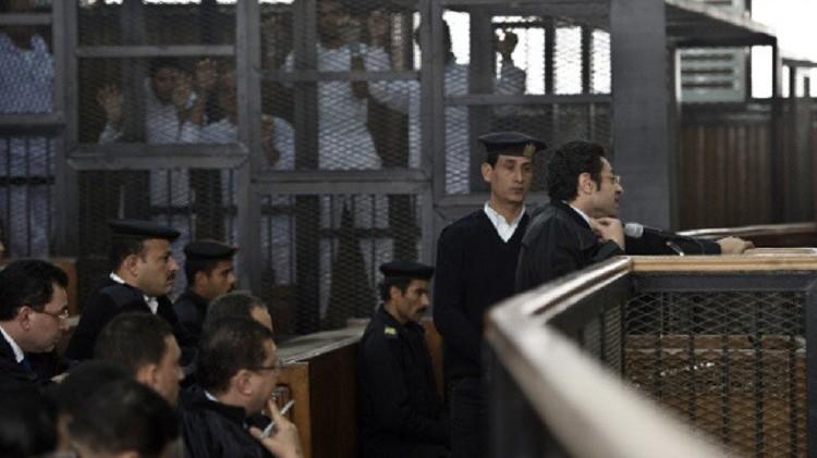 أحكام بالسجن المؤبد على قيادات إخوانية في السويس