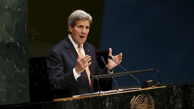 كيري: إيران و