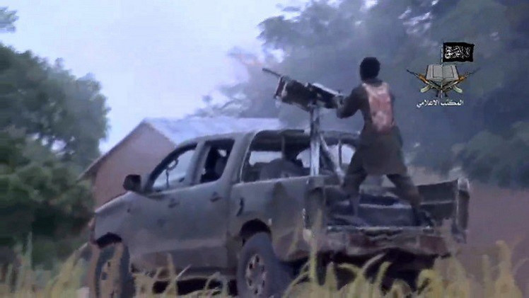 العثور على مئات الجثث في مدينة داماسك النيجيرية