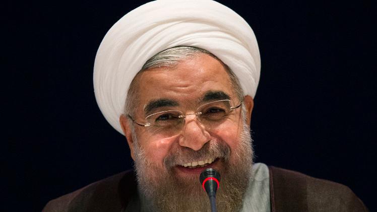 روحاني: على المستفيدين من العقوبات على إيران