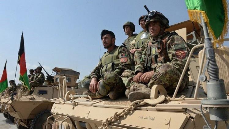 الجيش الأفغاني يحاول فك حصار