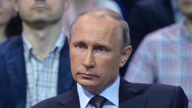 بوتين: كان هناك احتمال تكرار سيناريو يوغوسلافيا في النزاع شمال القوقاز