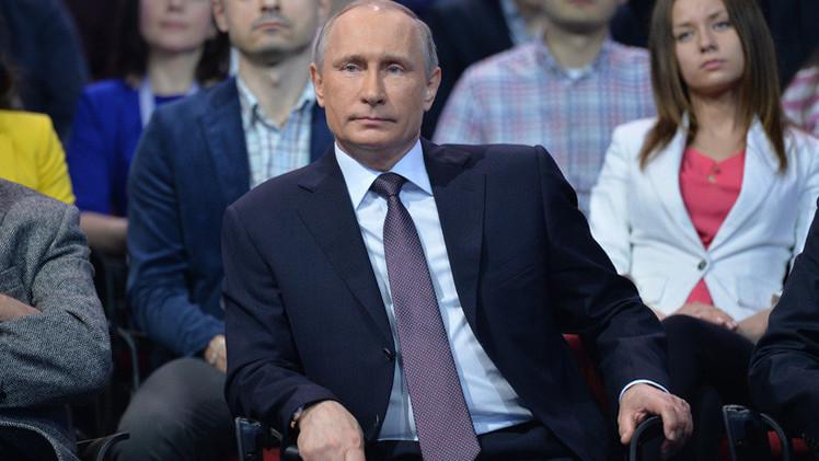 بوتين: مهمتنا الأولى رفع سيادتنا الاقتصادية