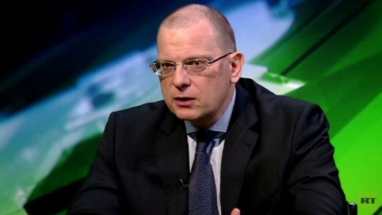 مفوض وزارة الخارجية الروسية لشؤون حقوق الإنسان والديمقراطية وسيادة القانون قسطنطين دولغوف