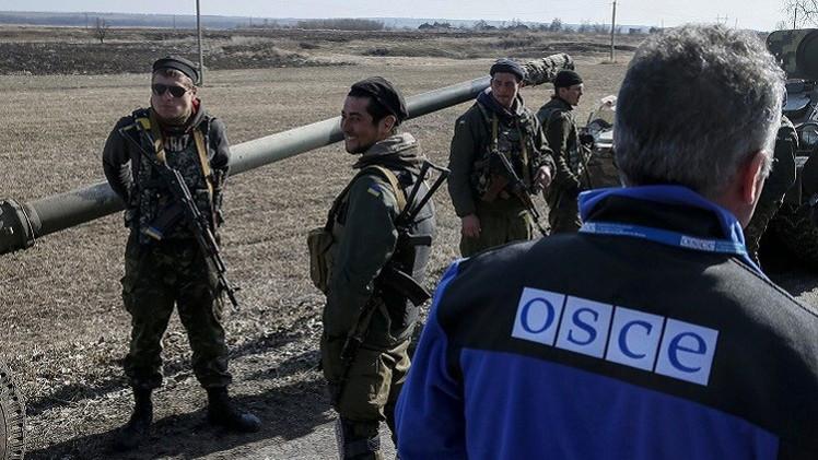 الأمن والتعاون: يجب الإسراع في تسوية الأزمة الأوكرانية