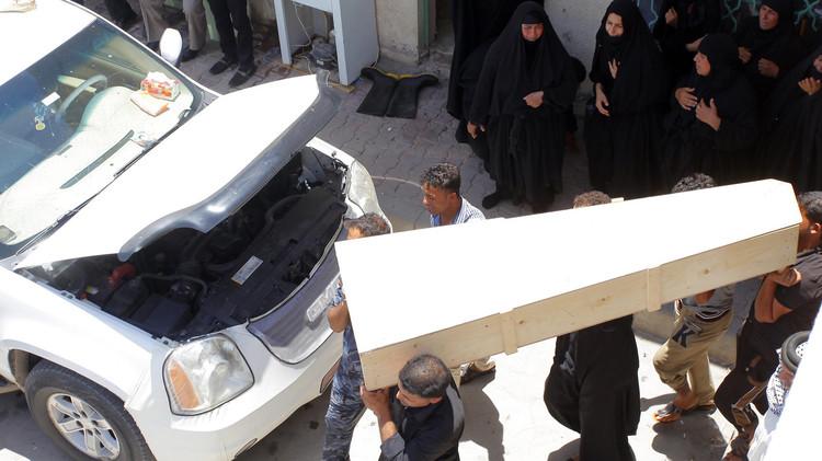 بغداد .. العثور على جثث ستة نازحين من الأنبار