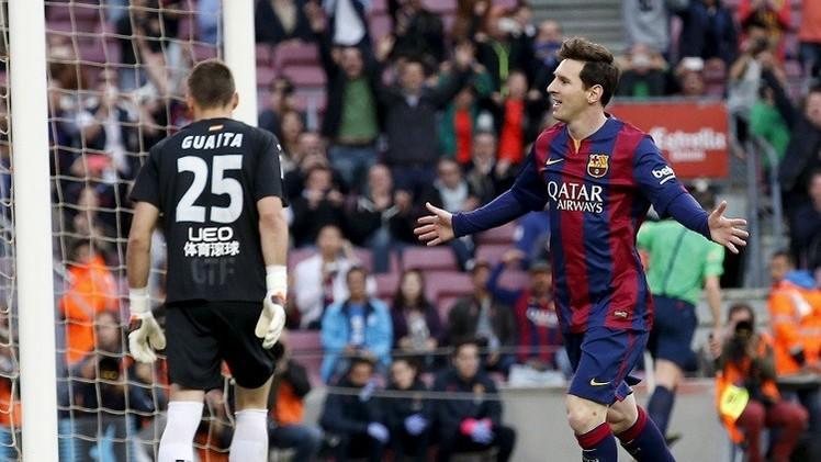 برشلونة يمطر شباك خيتافي بنصف دزينة من الأهداف