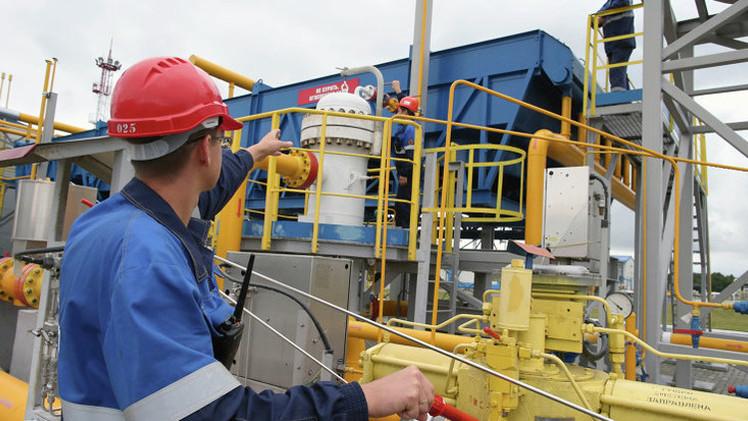 انخفاض سعر الغاز الروسي لأوروبا في 2014 بنسبة 8.17%