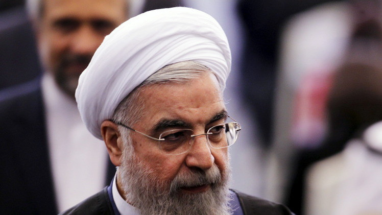 روحاني: سنتمكن من رفع جميع العقوبات الدولية المفروضة علينا
