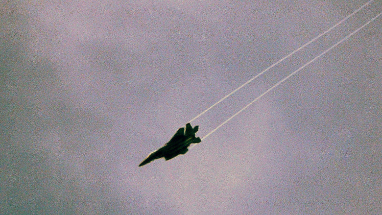 طائرات أمريكية تقصف مواقع لـ