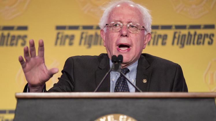 السيناتور ساندرز يخوض انتخابات الديمقراطيين التمهيدية للرئاسة الأمريكية