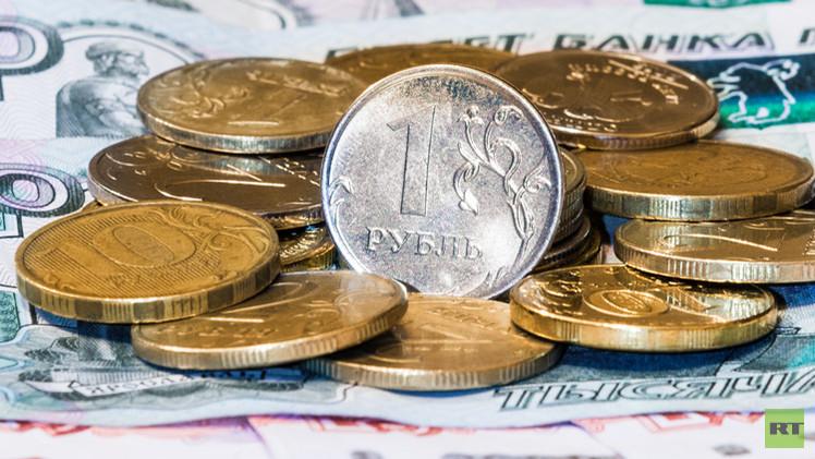 الروبل الروسي يرتفع مقابل الدولار واليورو قبل اجتماع المركزي الروسي