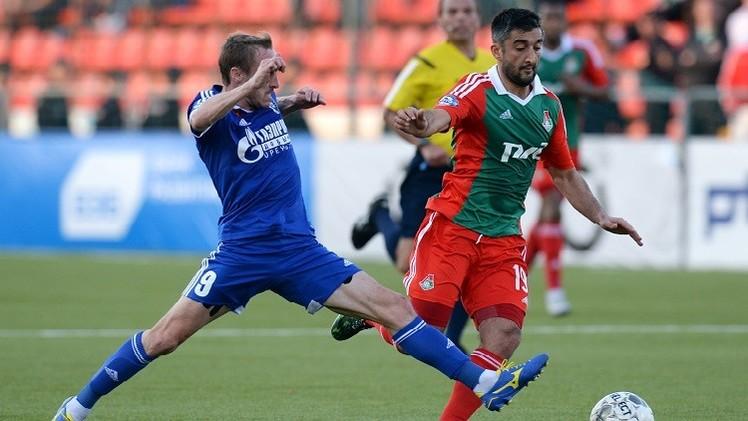 لوكوموتيف موسكو بالترجيح يبلغ نهائي كأس روسيا