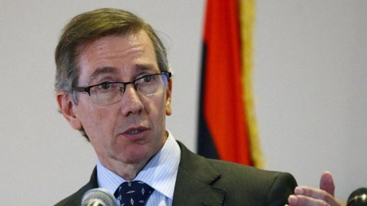 ليون يعكف على  مسودة رابعة  لحل الأزمة الليبية
