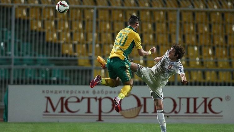 تسيسكا موسكو يخرج من كأس روسيا على يد كوبان