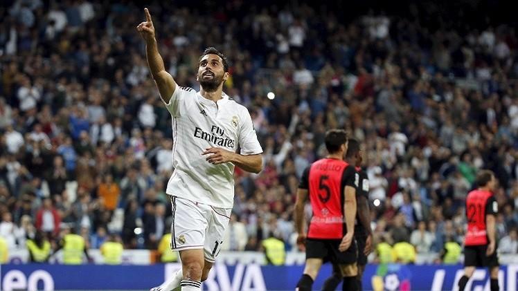 ريال مدريد يكرم ألميريا بثلاثية