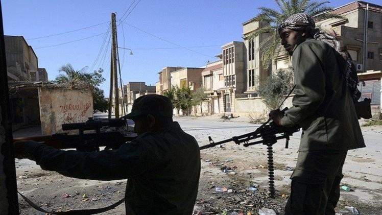الحكومة الليبية: جماعة إرهابية تعترف بقتل 7 إعلاميين