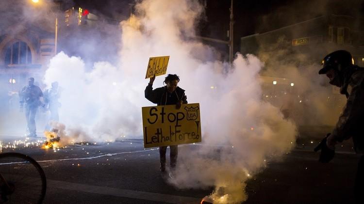 الصين: احتجاجات بالتيمور تكشف عن القضايا المنهجية في المجتمع الأمريكي