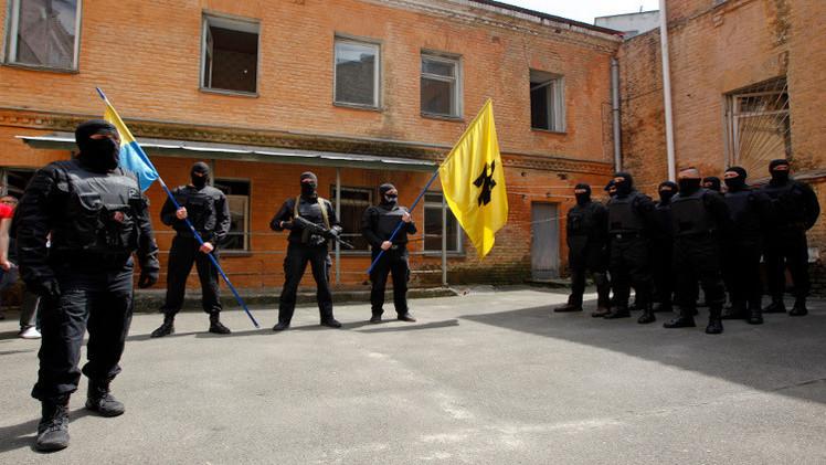 وزارة الدفاع الأوكرانية تسعى لضم