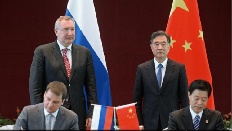 ثنائي فضائي.. روسيا تدعو الصين إلى إنشاء محطة قمرية مشتركة
