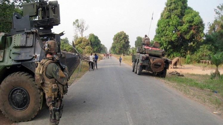14 عسكريا فرنسيا شاركوا في انتهاكات جنسية بحق أطفال في إفريقيا الوسطى