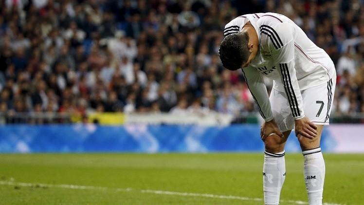 جماهير ريال مدريد تطلق صافرات استهجان تجاه رونالدو .. (فيديو)