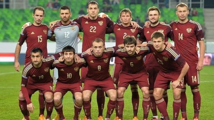 روسيا تواجه بيلاروس وديا قبل موقعة النمسا