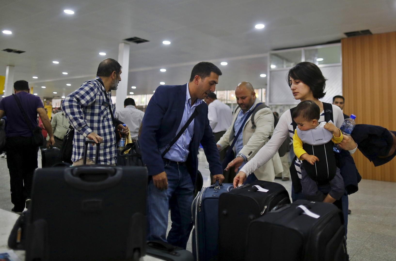 مواصلة إجلاء الرعايا الأجانب من اليمن