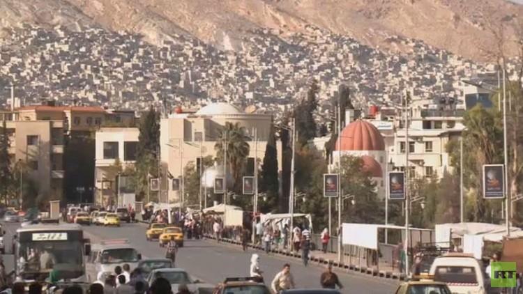 آمال الشارع السوري من منتدى