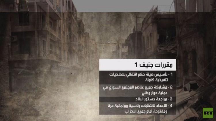 حوار سوري ـ سوري.. حل مرتقب ولو طال أمده