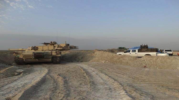 تحرير منطقتين شرقي الرمادي مع بدء عملية