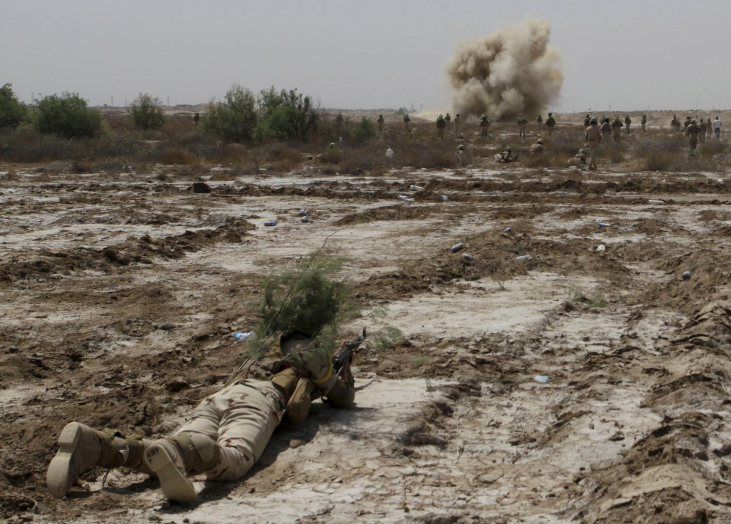 """مقتل 30 شخصا بتفجيرات في بغداد وأربيل و""""داعش"""" يتبنى"""
