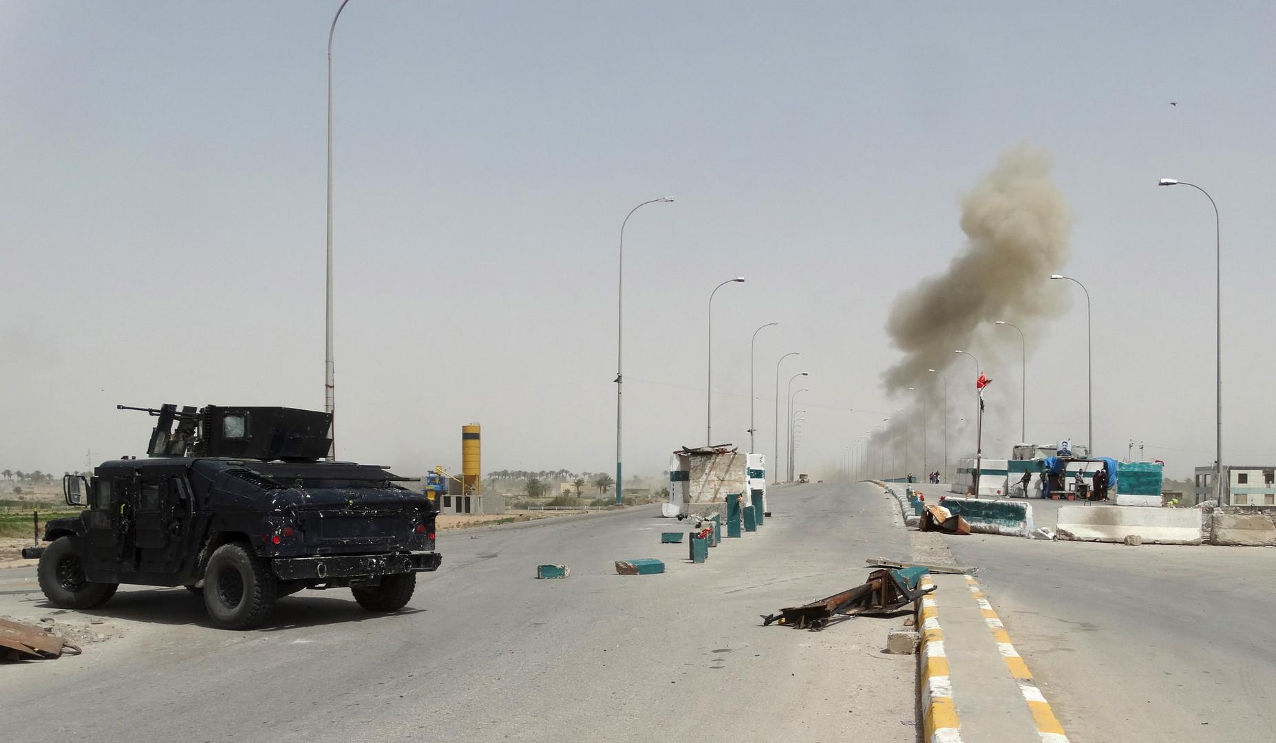 الأردن يغلق الحدود مع العراق بعد تفجير معبر طريبيل