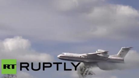 تشكيل من 12 ألف عسكري لمواجهة الكوارث في روسيا