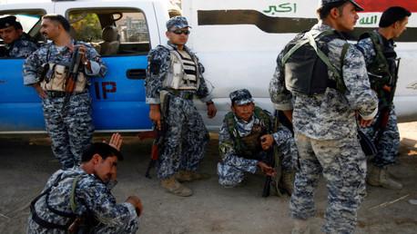 شرطة عراقية