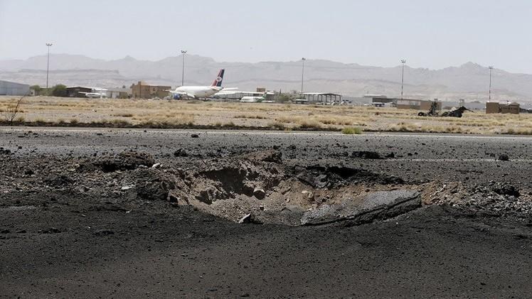 طهران تحتج على منع هبوط طائراتها في صنعاء