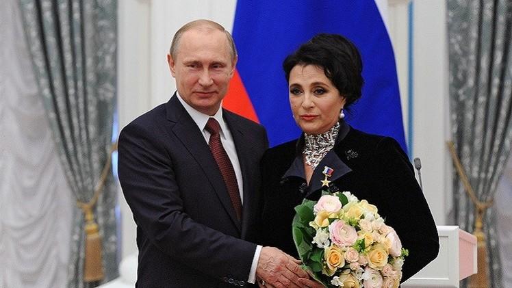 بوتين: روسيا قادرة على مواجهة التحديات