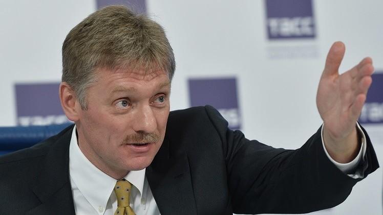 الكرملين ينفي موافقة بوتين على إرسال قوات حفظ سلام إلى دونباس