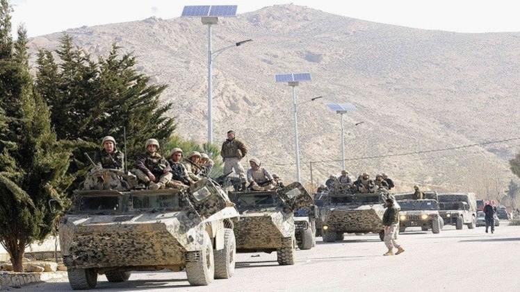 الجيش اللبناني يتسلم جثتين من