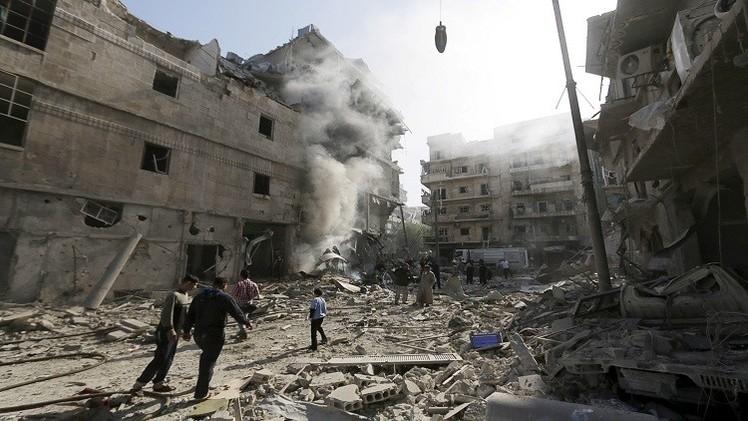 سوريا.. مقتل نحو 70 مدنيا وفقدان 13 في قصف لقوات التحالف