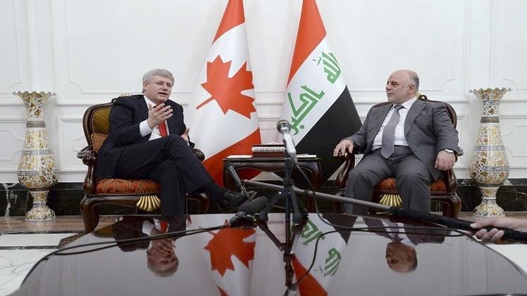 رئيس الوزراء الكندي يؤكد دعم بلاده للعراق في حربه ضد